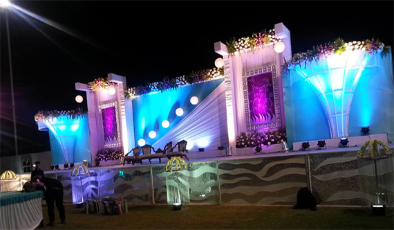 Wedding decorators in chennai wedding decoration a very high standard and stylish stage decorations are available for your wedding junglespirit Images